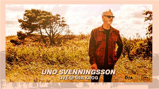 Bild för Uno Svenningsson | Live @ Öja Krog, 2021-08-13, Öja Krog