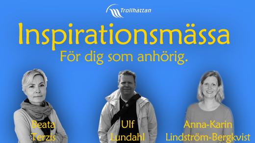 Bild för INSPIRATIONSMÄSSA FÖR DIG SOM ANHÖRIG 8/10, 2018-10-08, Folkets Hus