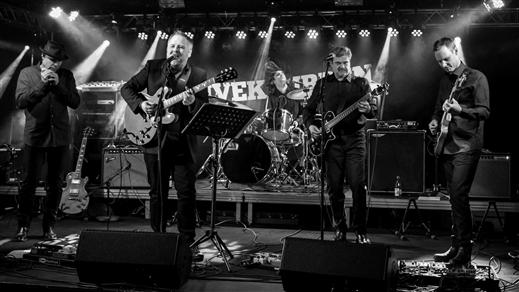 Bild för The Varitones Blues + Gubbröra Band, 2019-11-29, Palatset