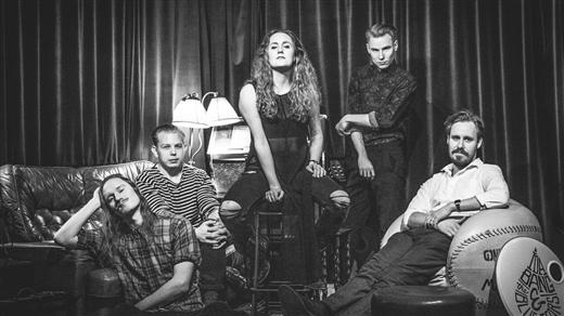 Bild för IDA BANG & THE BLUE TEARS, 2018-09-28, Hallsbergs Jazz- och Bluesklubb