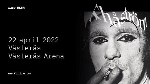 Bild för THÅSTRÖM - Dom som skiner turné 2022, 2022-04-22, Västerås Arena