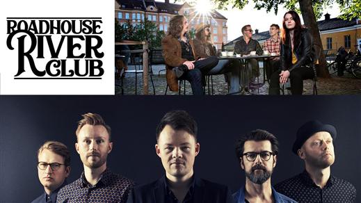 Bild för Roadhouse River Club + The Consolation (DK), 2021-11-13, medley – musik, mat & mer