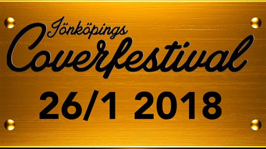 Bild för Jönköpings Coverfestival 2018, 2018-01-26, Harrys Jönköping
