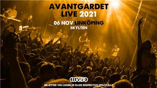 Bild för Avantgardet på Skylten, 2021-11-06, Skylten, Linköping