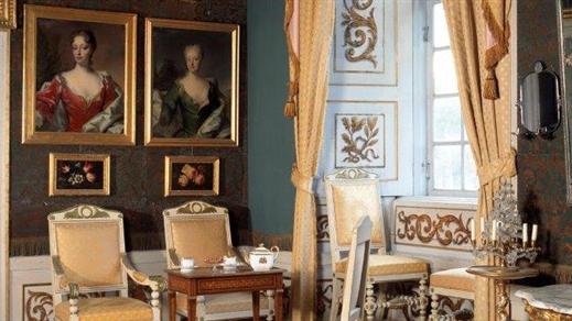 Bild för Dramavisning Kungen och greve Magnus Brahe, 2019-07-04, Skoklosters slott