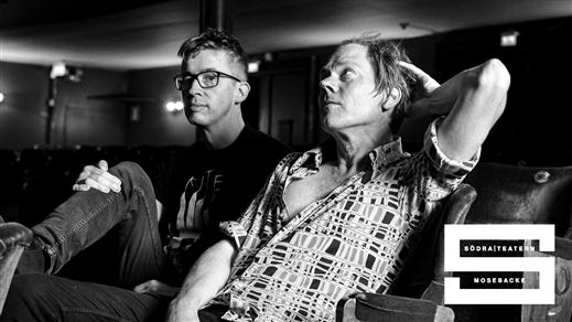Bild för Mellan hjärta och disco – 3 kvällar med Per Hagman, 2019-09-23, Södra Teaterns Stora Scen