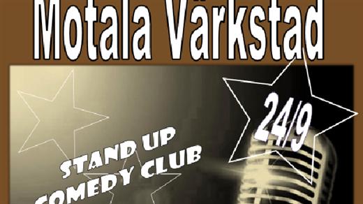 Bild för Motala Värkstad inkl. förtäring, 2020-09-24, Café Bar  Kök Sjöbris