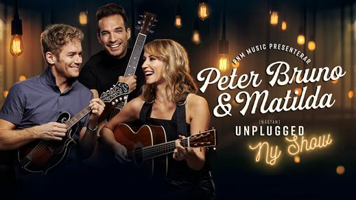 Bild för Peter, Bruno & Matilda - (Nästan) Unplugged, 2019-11-09, Vävenscenen