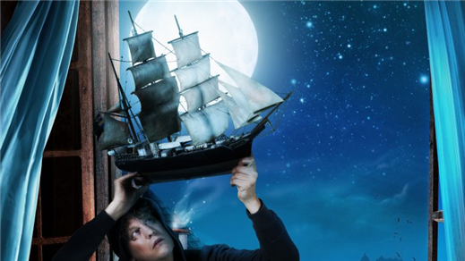 Bild för Peter Pan, 2019-11-17, Nya China