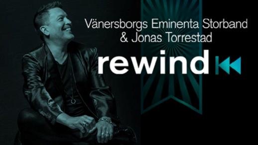 Bild för VBG:S EMINENTA STORBAND & JONAS TORRESTAD - REWIND, 2017-12-10, Hebeteatern, Folkets Hus Kulturhuset