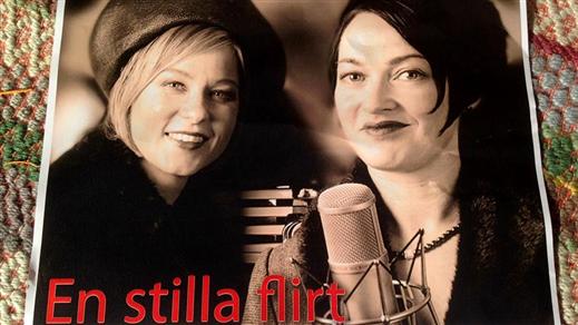 Bild för En stilla flirt - Ulla Billquist, 2016-10-14, Valsjöbyn Varglyan