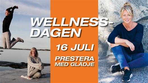 Bild för Wellnessdagen, 2019-07-16, Båstad Tennisstadion
