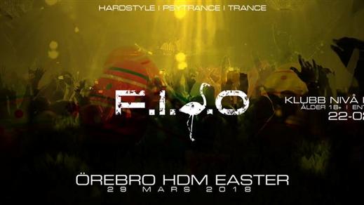 Bild för FIFO HDM EASTER, 2018-03-29, NIVÅ