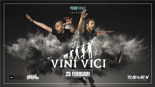 Bild för Vini Vici - Trädgårn - Fredag 25 Februari, 2022-02-25, TRÄDGÅR'N