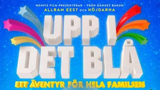 Bild för Upp i det blå (Sal.1 Barntill. Kl.15 1h 21m), 2016-10-22, Saga Salong 1