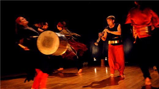 Bild för Barnsöndag på Tonsalen - Eldfågeln, 2018-09-16, Teater Sláva, Tonsalen