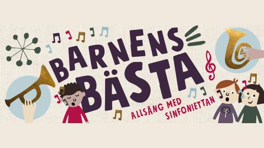 Bild för BARNENS BÄSTA, 2021-05-16, Konsertsalen i Spira