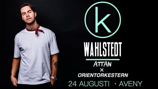 Bild för Klimax - WAHLSTEDT, 2019-08-24, Quality Hotel Sundsvall
