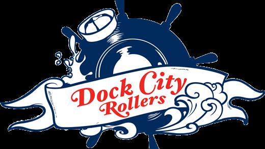 Bild för Roller derby: 2 matcher med Dock City Rollers, 2018-04-21, Angered sporthall