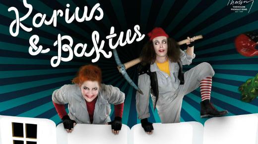 Bild för Karius & Baktus | 11:00, 2019-10-20, Jönköpings Teater