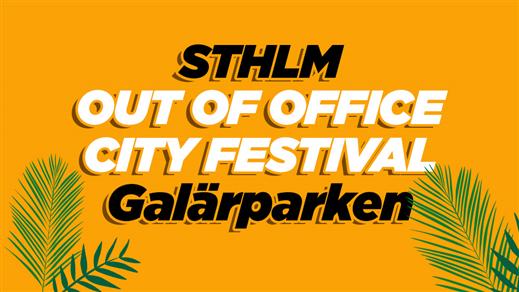 Bild för City Festival Stockholm 26 juni, 2020-06-26, Galärparken
