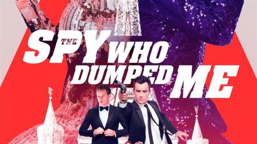 Bild för The Spy Who Dumped Me, 2018-08-26, Biosalongen Folkets Hus