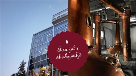 Bild för Jul i Mackmyra Whiskyby, 2018-11-23, Whiskyby Gävle