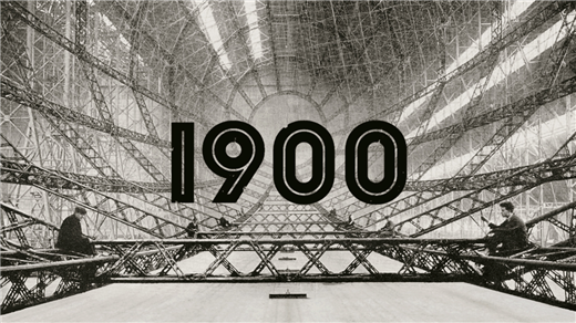 Bild för 1900: En Audiovisuell Konsert, 2020-04-03, Vävenscenen