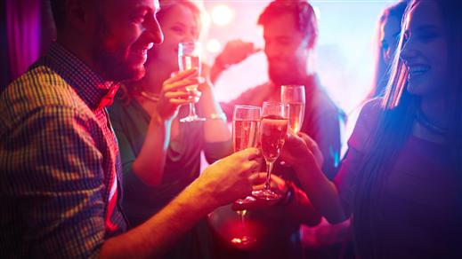 Bild för Nightlife 40+ Dinnerclub 7/11, 2020-11-07, Valand