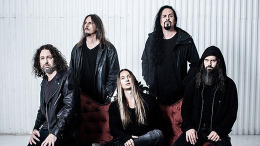 Bild för Evergrey - Streamed concert - Support ticket, 2020-06-27, Pustervik