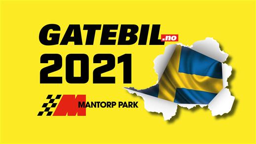 Bild för Gatebil Mantorp Park 18-20. juni 2021, 2021-06-18, Mantorp Park