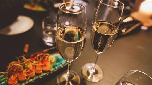 Bild för Champagnekonsert - 2019, 2019-06-29, Residenset Mariestad