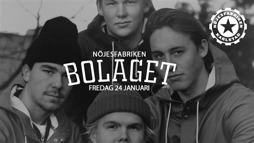 Bild för Januarifesten med Bolaget / fredag 24 jan, 2020-01-24, Nöjesfabriken