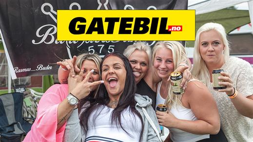 Bild för Gatebil Summer Festival 15-17. juni 2018, 2018-06-14, Mantorp Park