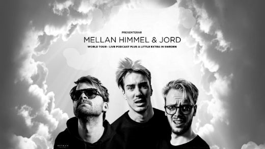 Bild för JLC - ALLT MELLAN HIMMEL OCH JORD LIVE PODCAST, 2020-03-21, Jönköpings Konserthus Elmia #2
