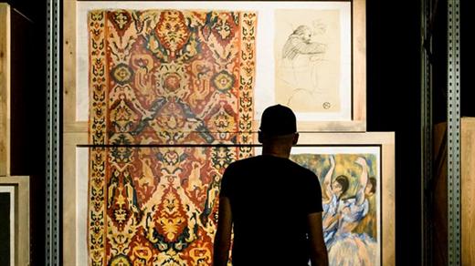 Bild för Guidade visningar med Walid Raad, 2020-02-16, Moderna Museet