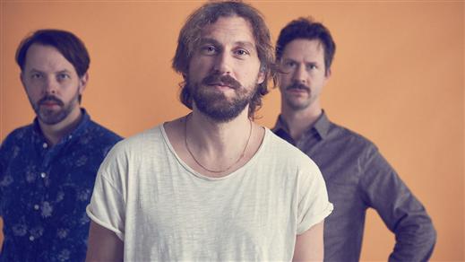 Bild för Andreas Hourdakis Trio, 2020-11-19, Folk Å Rock
