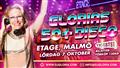 Glorias 50+ DISCO MALMÖ 7 okt 2017