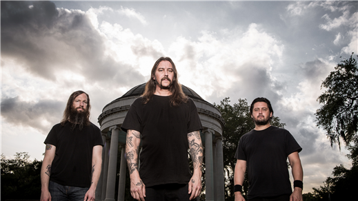 Bild för High On Fire + Goatess, 2016-12-11, En Arena
