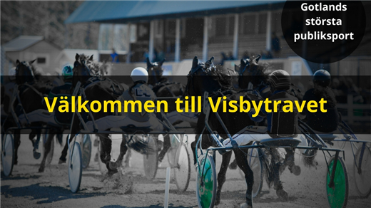 Bild för Käpphästkväll på Visbytravet, 2020-06-09, Visbytravet