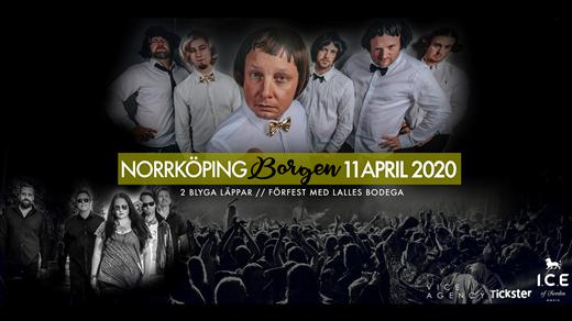 Bild för 2 Blyga Läppar | Lalles Bodega, 2020-04-11, Borgen Norrköping