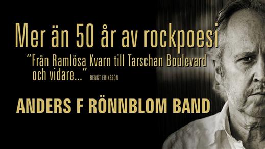 Bild för Anders F Rönnblom + Eric Palmqvist, 2019-03-30, Folk Å Rock