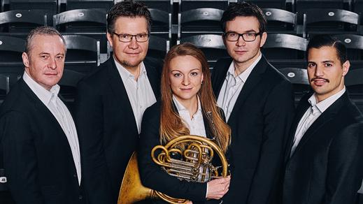 Bild för Stockholm Chamber Brass, 2018-09-29, Pingstkyrkan Örnsköldsvik