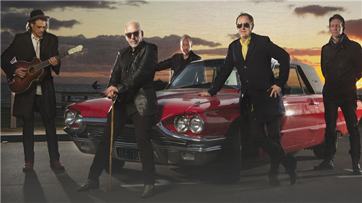 Bild för The Black Sorrows (Aus), 2019-05-02, Folk Å Rock