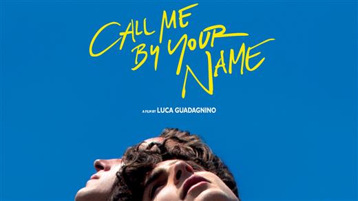 Bild för Onsdagsbio - Call Me By Your Name, 2020-10-21, Ersboda Folkets Hus