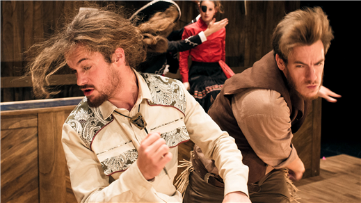 "Bild för EnKnap & Nature Theatre of Oklahoma ""The Pursuit.., 2019-03-16, Inkonst"