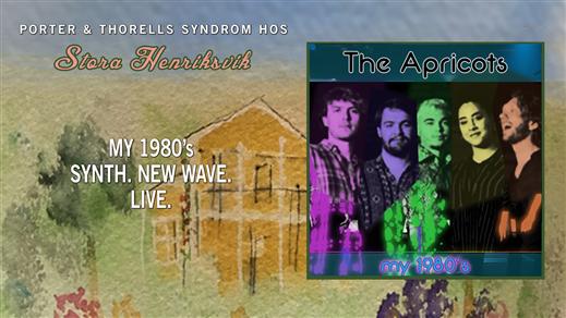 Bild för My 1980s - synth/new wavefrossa live, 2021-07-10, Stora Henriksvik