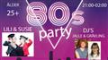 80-tals fest - Lili & Susie m.m. 18/11