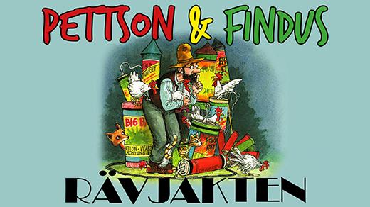 "Bild för Pettson & Findus ""Rävjakten"", 2020-03-06, Arena Varberg,Nöjeshallen"