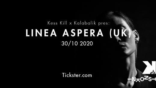 Bild för Linea Aspera + Support, 2021-05-14, Inkonst